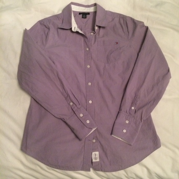 Tommy Hilfiger 85 - Lilas Blouse
